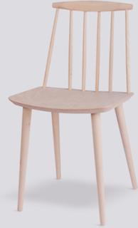 J77 Chair HAY Natur
