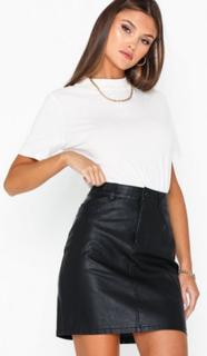 Noisy May Nmbelexi Rebel Skirt Noos Mini nederdele