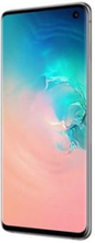 "Samsung Galaxy S10 - Smarttelefon - dobbelt-SIM - 4G Gigabit Class LTE - 128 GB - microSDXC slot - TD-SCDMA / UMTS / GSM - 6.1"" - 3040 x 1440 piksler"