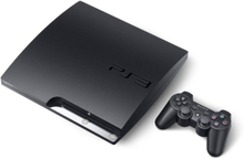 PlayStation 3 Slim 320GB Sort