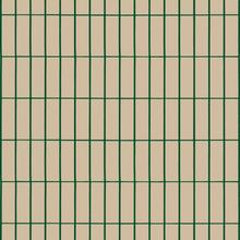 Tiiliskivi tyg Grå-grön-vit