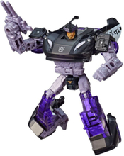 Transformers Siege War for Cybertron - Barricade Deluxe Class