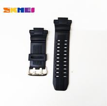 Skmei Watch Strap Plastic Rubber Straps For Different Model Bands Strap Watchbands 1025 1068 0931 1016 1019 1251 Strap of Skmei