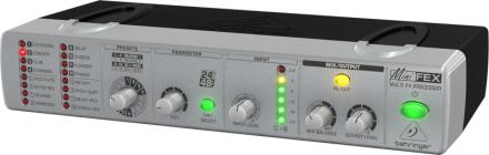 Behringer FEX800Minifex multi-effekt-prosessor