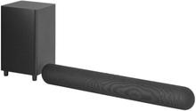 Nikabe S2 Lydsystem med lydplanke og bass