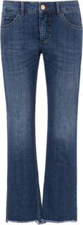 7/8-jeans 'Easy Kick Cut Out' Fra Mac denim