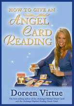 How To Give An Angel Card Reading 9781401927561