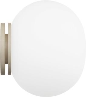 Flos - Mini Glo-Ball C/W Lampe, Speilmontering