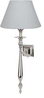 Lene Bjerre - Gisele Vegglampe, Sølv