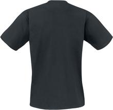 Johnny Cash - Original Country Rock n Roll -T-skjorte - svart