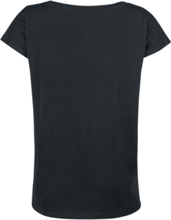 Peter Pan - Tinker Bell - Golden Tink -T-skjorte - svart