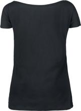 Wonder Woman - Freedom -T-skjorte - svart