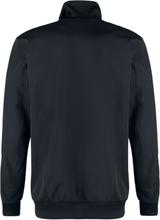 Adidas - Franz Beckenbauer Tracktop -Treningsjakke - svart, hvit