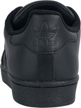 Adidas - Superstar Foundation -Sneakers - svart