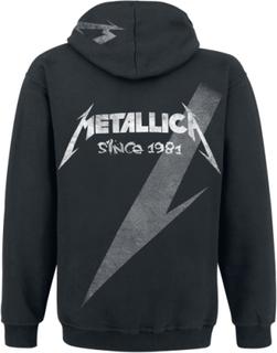 Metallica - Shrouded -Hettejakke - svart