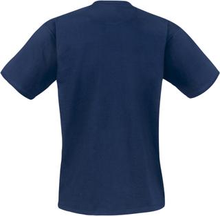 Sesam Stasjon - Cookie Legend -T-skjorte - marineblå