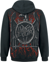 Slayer - Black Eagle -Hettejakke - svart