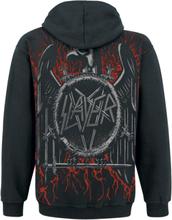 Slayer - Black Eagle -Hettejakke - svart