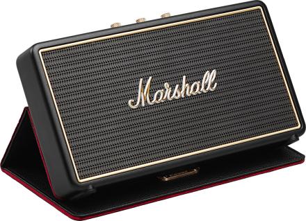 Marshall Stockwell hi-fi-høyttaler, inkl. cover sort