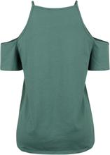Sesam Stasjon - Krümelmonster - Monster Park -T-skjorte - mørkegrønn
