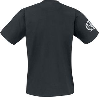 Dream Theater - Logo -T-skjorte - svart