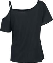 Outer Vision - Nicole -T-skjorte - svart