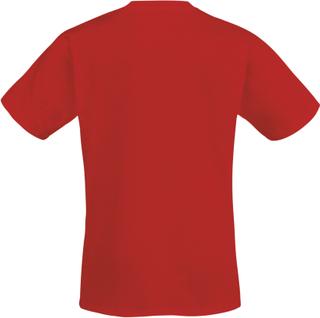 The Flash - Logo -T-skjorte - rød