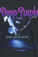 Deep Purple - Smoke On The Water -T-skjorte - svart