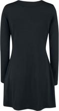 Poizen Industries - Reef Top -Langermet skjorte - svart