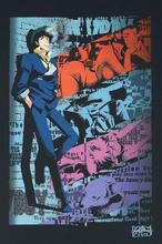 Cowboy Bebop - Spike -T-skjorte - svart