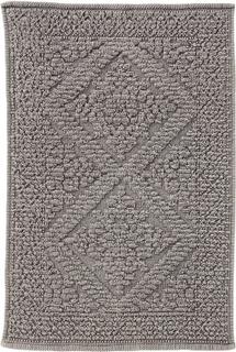 Lene Bjerre - Trillia Bademåtte 60x90cm, Monument Grey