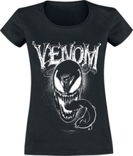 Venom (Marvel) - We Are Venom -T-skjorte - svart