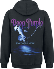 Deep Purple - Smoke On The Water -Hettejakke - svart