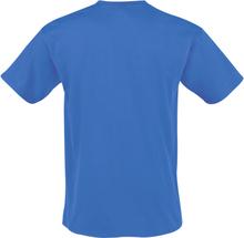 Fallout - Vault Boy Thumbs Up -T-skjorte - blå