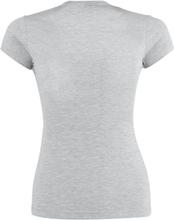 Minions - Fluffy - So Flauschig -T-skjorte - gråmelert