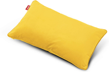 King Velvet Prydnadskudde Maize yellow 66 x 40 cm