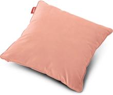 Square Velvet Prydnadskudde Pearl blush 50 x 50 cm