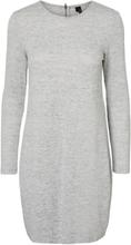 VERO MODA Knitted Dress Women Grey