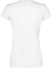 Cat - -T-skjorte - hvit
