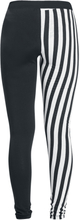 The Nightmare Before Christmas - Jack Skellington -Leggings - svart-hvit