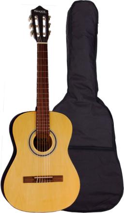 SantGuitars CJ-36-NA spansk barne-gitar natur
