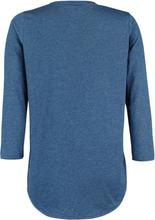 Mickey Mouse - Since 1928 -Langermet skjorte - blåmelert