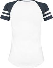 Mickey Mouse - The Original -T-skjorte - hvit|spettet mørke grå