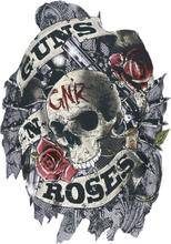 Guns N' Roses - Firepower -T-skjorte - svart