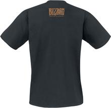 World Of Warcraft - Legion Voljin Memorial -T-skjorte - svart