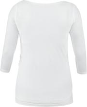 Mammaklær - Baby On Board Longsleeve -Langermet skjorte - hvit