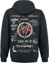 Slayer - Haunting -Hettegenser - svart