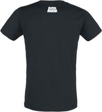 Super Mario - Yoshi - Poster -T-skjorte - svart