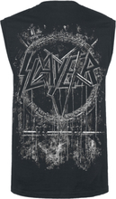 Slayer - Dripping Skull -Tanktopp - svart
