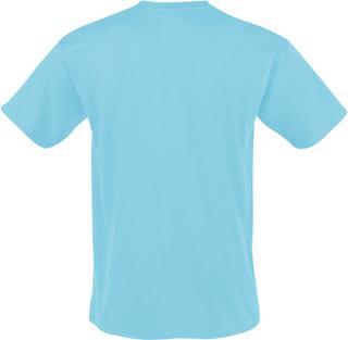 Breaking Bad - Los Pollos Hermanos -T-skjorte - lyseblå